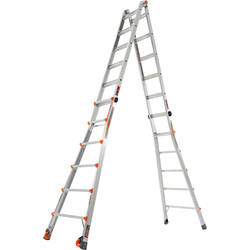 Little Giant Little Giant Classic Velocity Multi-Purpose Ladder 6 Rung - 22302 - from Toolstation