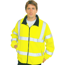 High Vis Fleece X Large