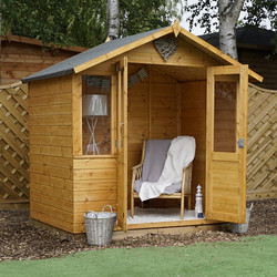 Mercia Mercia Traditional Summerhouse 7' x 5' - 22439 - from Toolstation