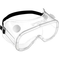 JSP JSP Martcare Dust & Liquid Goggles  - 22478 - from Toolstation