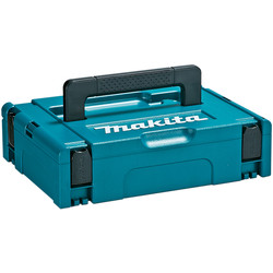 Makita Makita MakPac Stacking Case Type 1 105mm - 22519 - from Toolstation