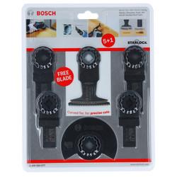 Bosch Multi Cutter Blade Set