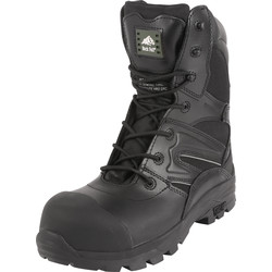 Rock Fall Rock Fall Titanium Safety Boots Size 8 - 22606 - from Toolstation