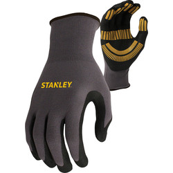 Stanley Stanley Razor Thread Utility Gloves Large - 22668 - from Toolstation