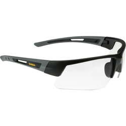 DeWalt DeWalt Crosscut Safety Glasses Clear - 22695 - from Toolstation