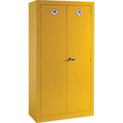 Barton Hazardous Substance Cabinet 1829 x 915 x 457mm - 22819 - from Toolstation