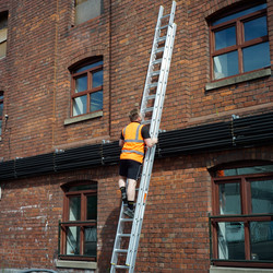 TB Davies Pro Trade Double Extension Ladder