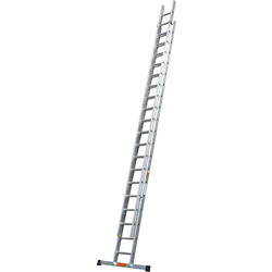 TB Davies TB Davies Pro Trade Double Extension Ladder 5.0m - 22859 - from Toolstation