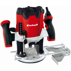 "Einhell Einhell TE-RO1255E 1200W 1/4"" Router 230V - 23043 - from Toolstation"