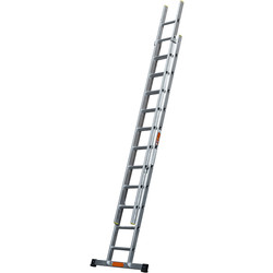 TB Davies TB Davies Pro Trade Double Extension Ladder 3.0m - 23065 - from Toolstation