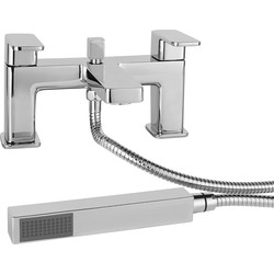 Highlife Fife Taps Bath Shower Mixer - 23078 - from Toolstation