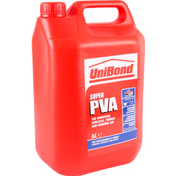 Unibond Unibond Super PVA 5L - 23080 - from Toolstation