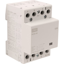 IMO IMO 4 Pole Heating Contactor 63A 230V - 23171 - from Toolstation