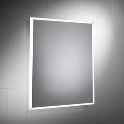 Sensio Sensio Glimmer 500 Diffused IP44 LED Mirror 240V - 23211 - from Toolstation