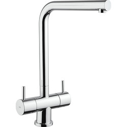 Franke Franke Cantello Mono Mixer Kitchen Tap Chrome - 23267 - from Toolstation