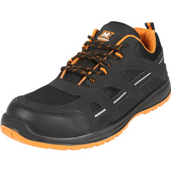 Maverick Safety Maverick Strike Safety Trainers Size 10 - 23427 - from Toolstation
