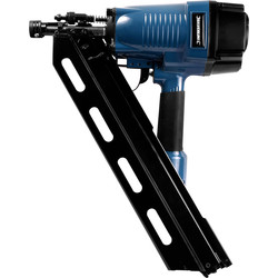 Silverline Air Framing Nailer 50-90mm