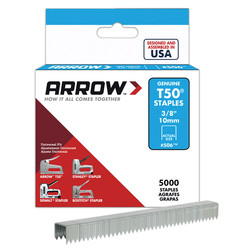 Arrow T50 Series Staples