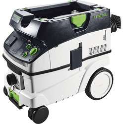 Festool Festool CTM 26 E Mobile Dust Extractor 240V - 23568 - from Toolstation