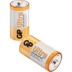 Alkaline Battery D