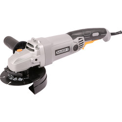 Bauker Bauker 1200W 125mm Angle Grinder 230-240V - 23631 - from Toolstation