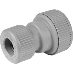 Unbranded Straight Reducer 22 x 15mm - 23695 - from Toolstation