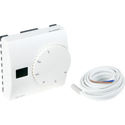 Underfloor Manual Thermostat with Sensor
