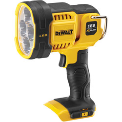 DeWalt DeWalt DCL043-XJ 18V XR LED Spotlight Body Only - 23773 - from Toolstation