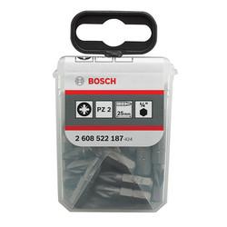 Bosch Screwdriver Bits