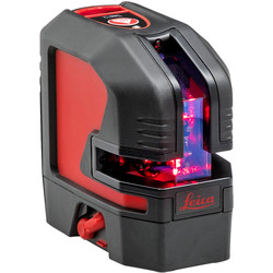 Leica Leica L2 Self Levelling Cross Line Laser  - 23921 - from Toolstation