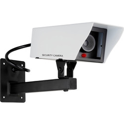 Smartwares Dummy CCTV Camera Infrared LED Light - 24001 - from Toolstation