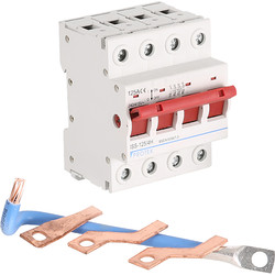 Protek Protek  Incomer Kit For B Type Boards 125A 4 Pole Switch - 24003 - from Toolstation