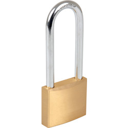 Squire Squire Watchman Brass Padlock 40 x 6 x 42mm LS - 24077 - from Toolstation