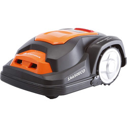 Yard Force Yard Force SA650ECO Brushless 28V Robotic Lawnmower 1 x 2.0Ah - 24144 - from Toolstation