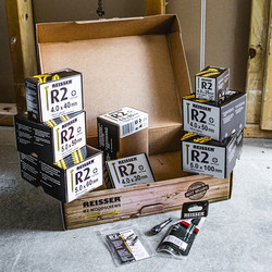 Reisser Reisser R2 Trade Pack  - 24195 - from Toolstation