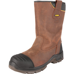 DeWalt DeWalt Millington PU Rigger Safety Boots Size 5 - 24322 - from Toolstation