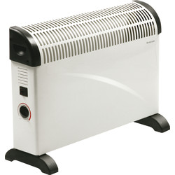 Rhino Rhino Convector Heater 2kW - 24465 - from Toolstation