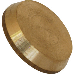 Compression Blanking Disc 10mm - 24515 - from Toolstation