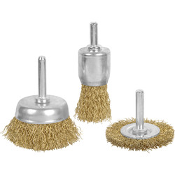Wire Brush Set 50mm