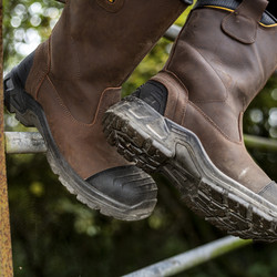 DeWalt Millington PU Rigger Safety Boots