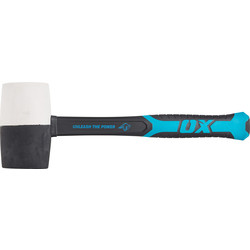OX OX Combination Rubber Mallet 24oz - 25028 - from Toolstation