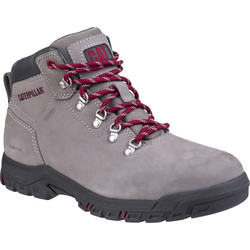 CAT Caterpillar Mae Ladies Safety Boots Grey Size 7 - 25121 - from Toolstation