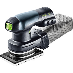 Festool Festool RTSC 400 Li 18V Li-Ion Cordless Orbital Sander Body Only - 25187 - from Toolstation