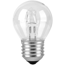 Corby Lighting Corby Lighting Halogen Mini Globe Dimmable Lamp 42W E27/ES 630lm - 25288 - from Toolstation