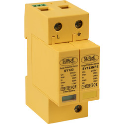 Surge Protection Devices Surge Arrester Type 1+2+3 SP+N - 25327 - from Toolstation