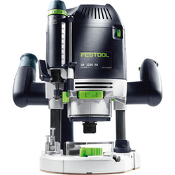 Festool Festool OF 2200 EB-Plus Router 110V - 25436 - from Toolstation