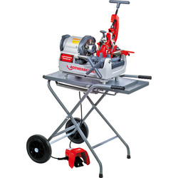 Rothenberger Rothenberger Ropower 50R Pipe Threader & Trolley 1/2-2'' BSPT / 110V - 25877 - from Toolstation