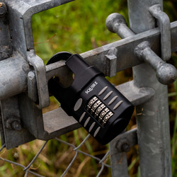 Squire Combination Weatherproof Padlock