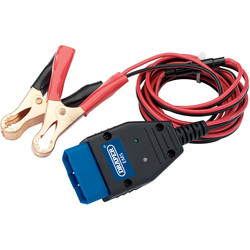 Draper Draper EOBD Memory Saver  - 25951 - from Toolstation