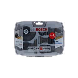 Bosch Starlock Best for Cutting Multi Tool Blade Set